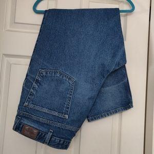 L.L. Bean Men's Double L Classic Fit Jeans 44x29
